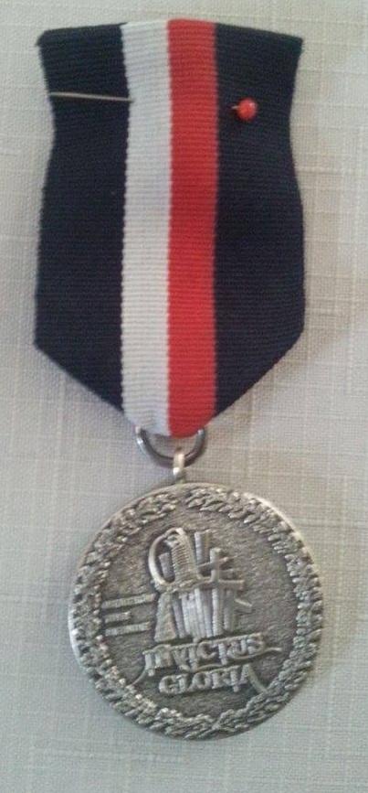 medal rodzina policyjna