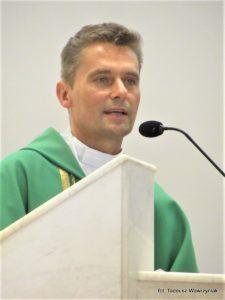 ks. proboszcz Grzegorz Szafraniak